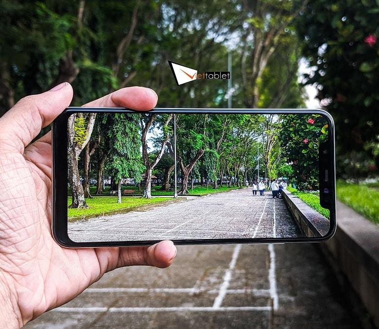 camera của Xiaomi Mi 8