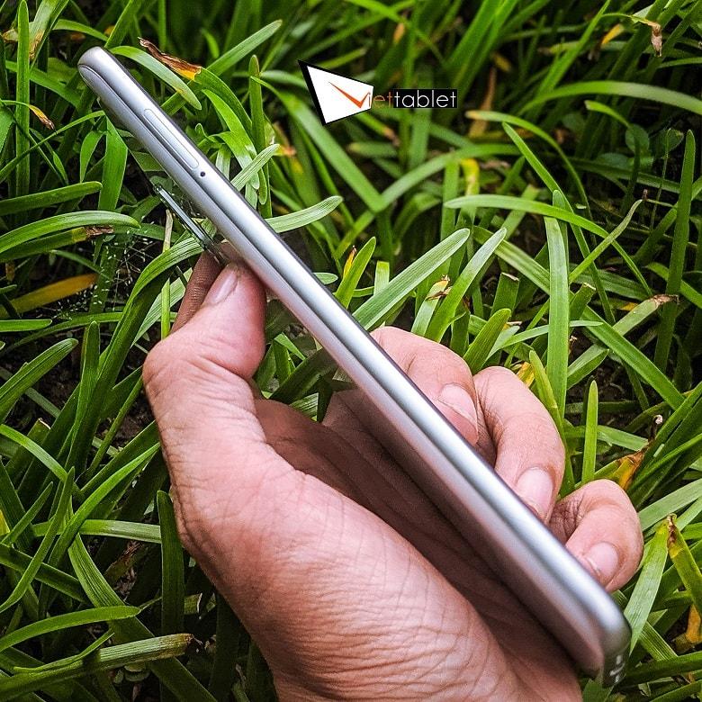 kích thước Xiaomi Mi 8
