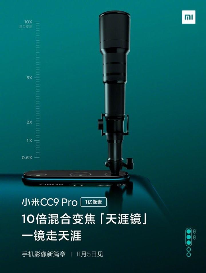 pin của Xiaomi Mi CC9 Pro