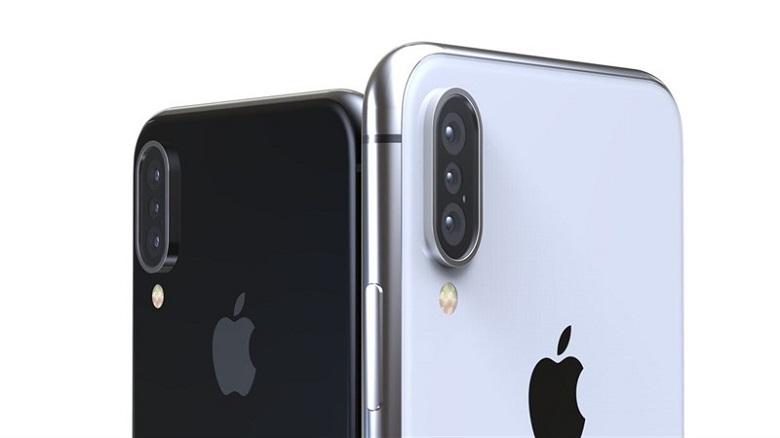 camera iPhone 2019