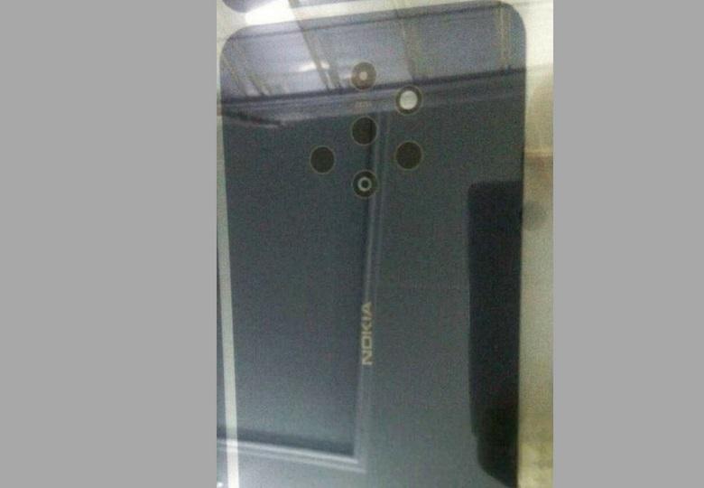 Nokia 9 nhiều ống kính camera