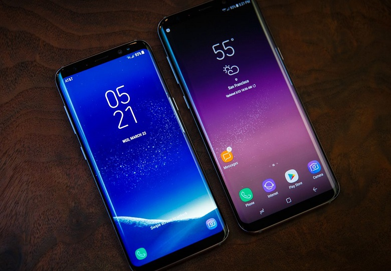 Samsung Galaxy S9 và Samsung Galaxy S9 Plus