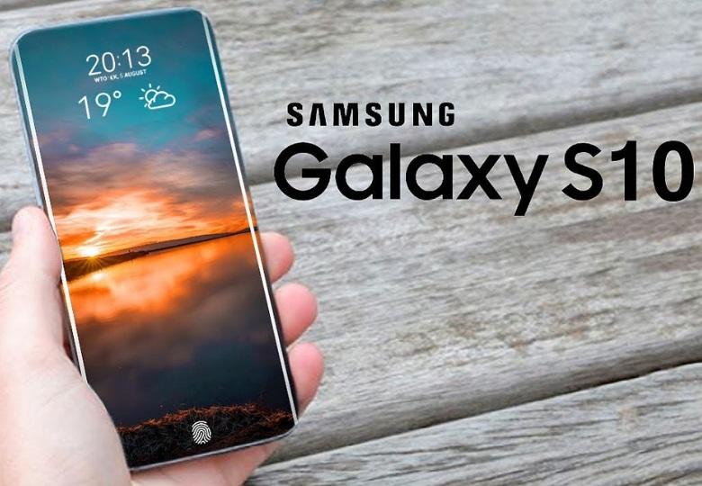 Samsung Galaxy S10 sẽ có màn hình lớn