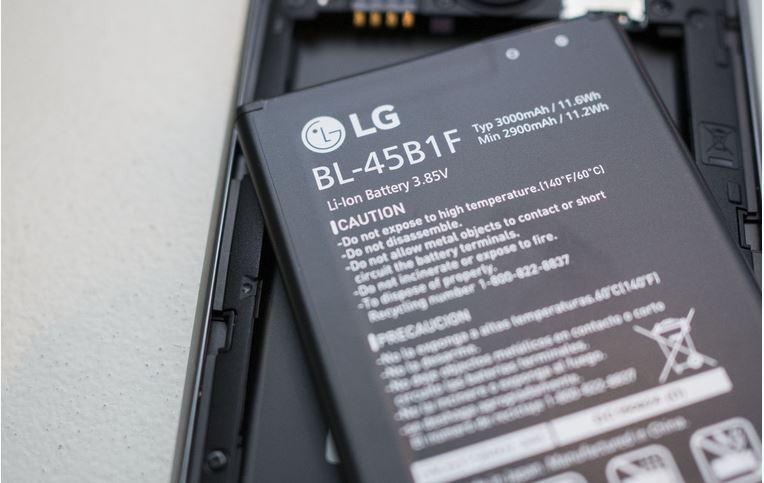 LG V10 pin