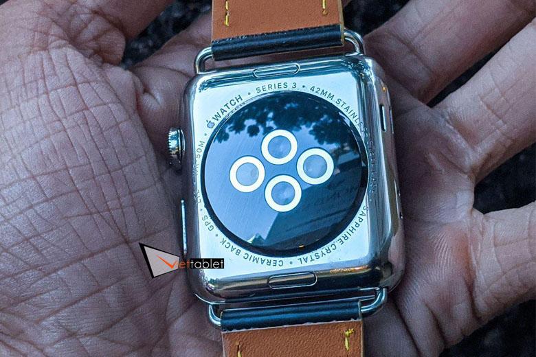 Apple Watch S3 (42 mm) LTE bản thép