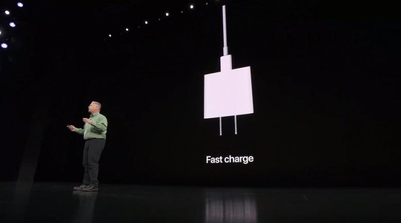iPhone cao cấp có hỗ trợ sạc nhanh
