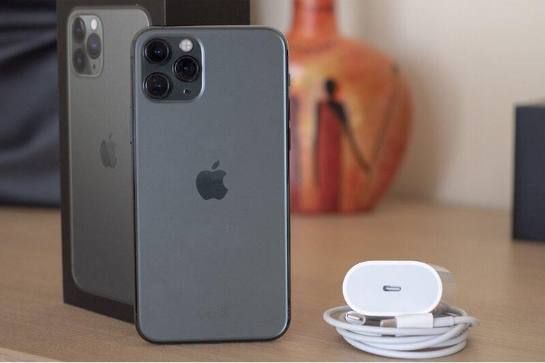 sạc nhanh cho iPhone