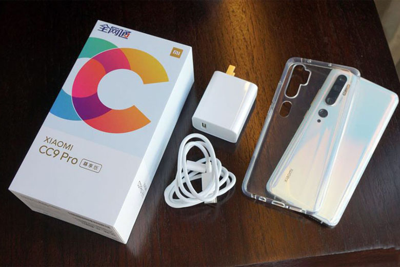 Đập hộp Xiaomi Mi CC9 Pro
