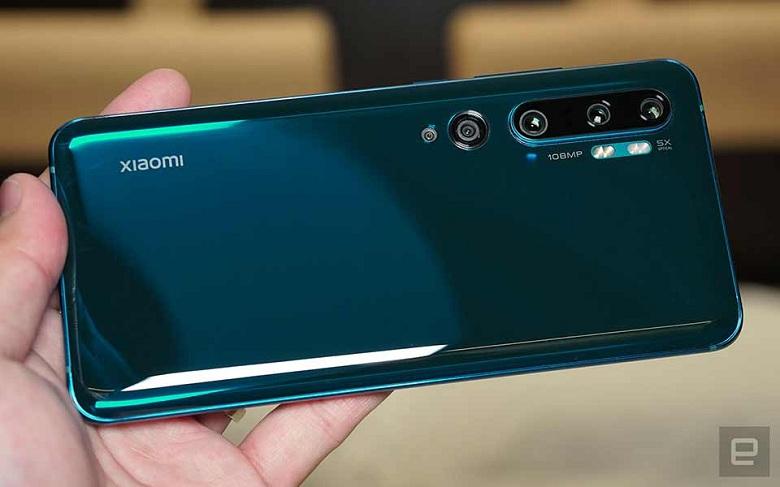 thiết kế Xiaomi Mi CC9 Pro
