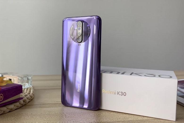 Redmi K30 chính thức ra mắt