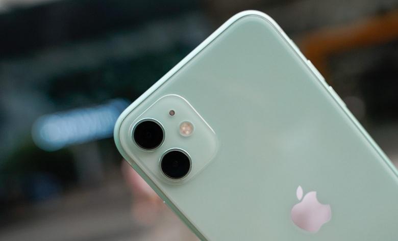 camera iPhone 11 cũ