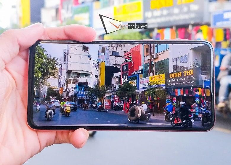 chụp ảnh Samsung Galaxy S10e