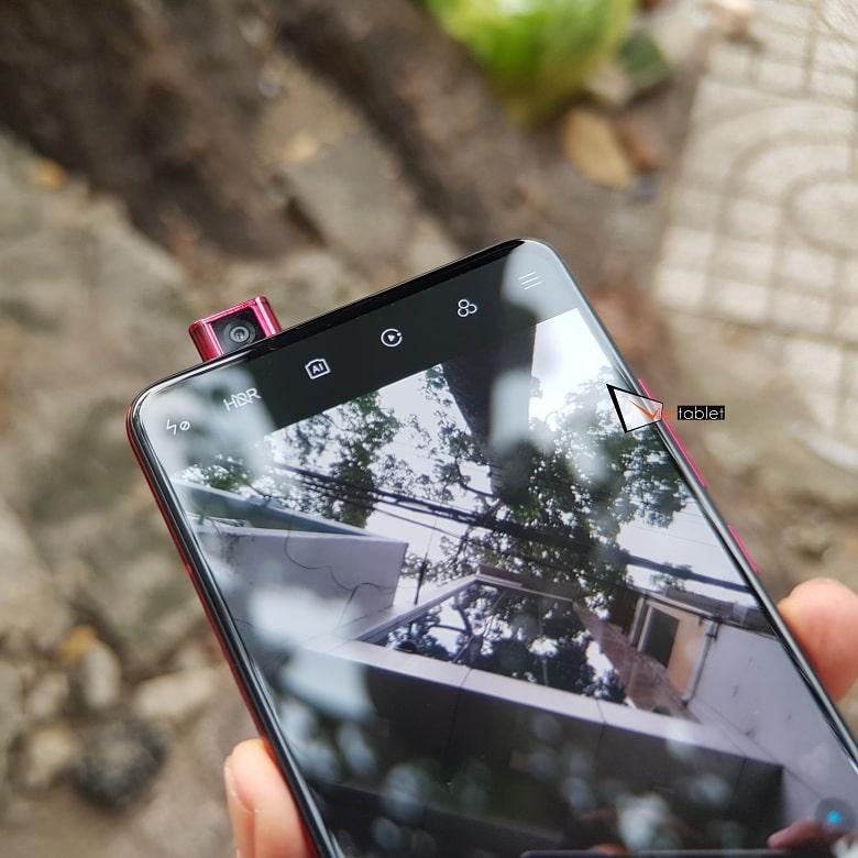 Camera redmi k20 Pro