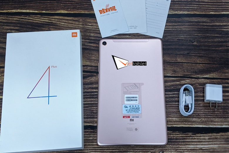 Xiaomi Mi Pad 4 Plus fullbox