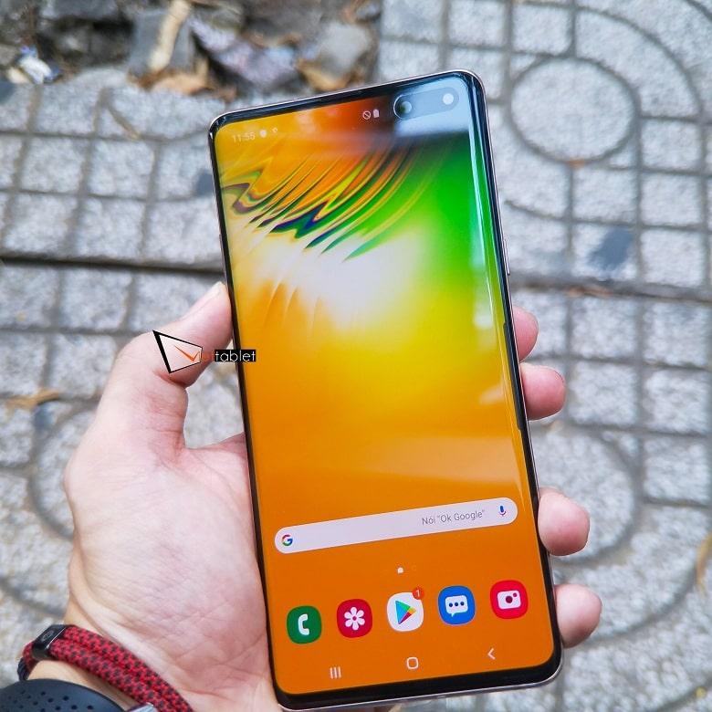 màn hình Galaxy S10 5G