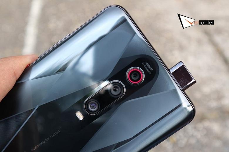 camera của Redmi K20 Pro Premium