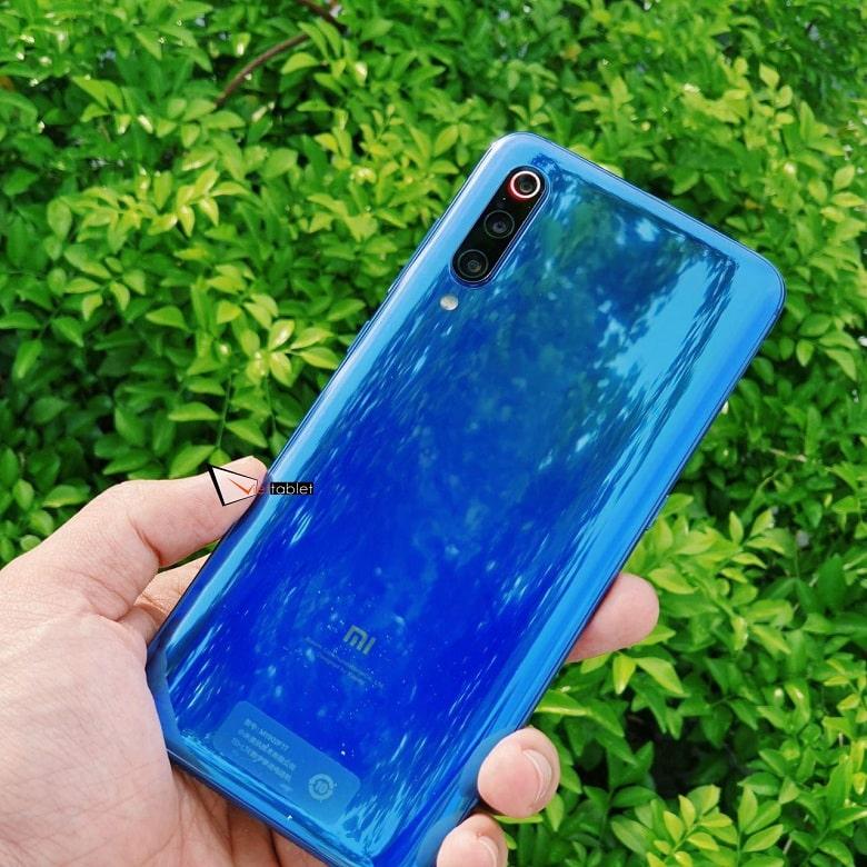 camera Xiaomi Mi 9