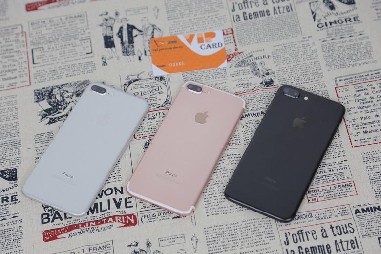 smartphone cao cấp iphone 7 plus