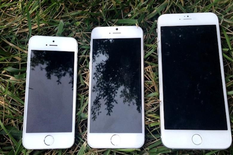 màn hình iphone cũ