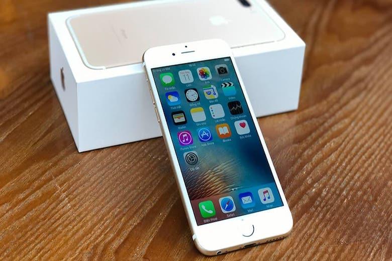 thiết kế iphone cũ