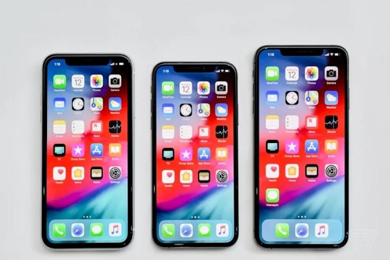 những chiếc iphone mới