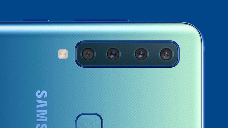 samsung galaxy s10 dự kiến sẽ có 4 camera