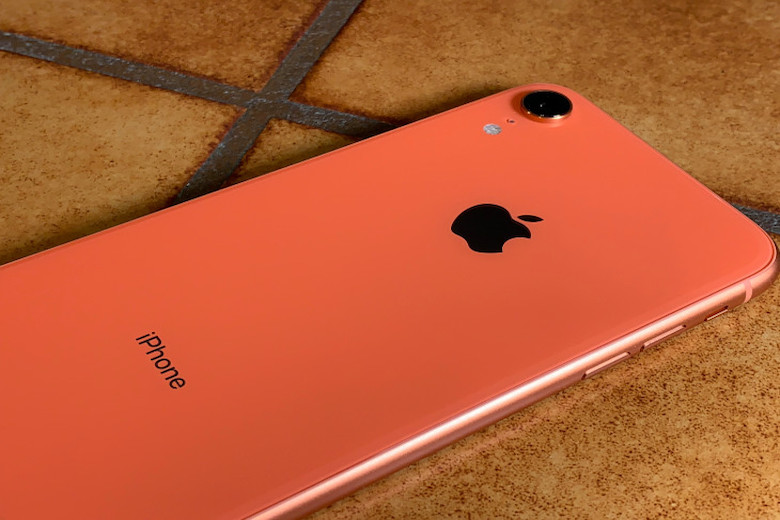 màu sắc đa dạng của iphone xr lock