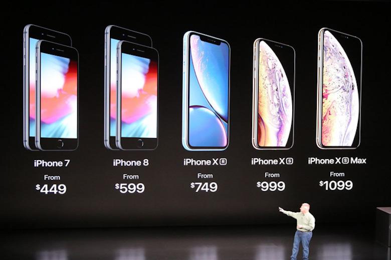 giá bán iphone xr