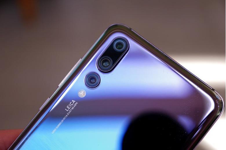 hình ảnh mô phỏng 3 camera