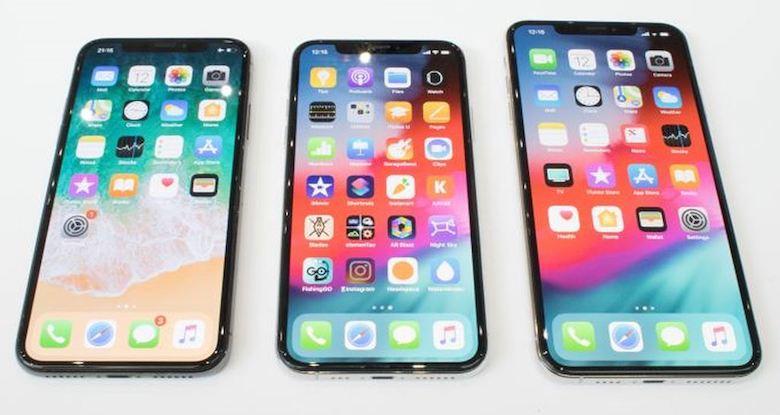 bộ 3 iphone x iphone xs iphone xs max