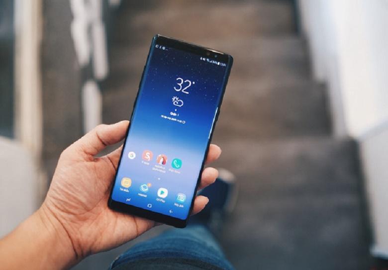 Cấu hình Samsung Galaxy Note 8 Dual 2 SIM