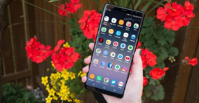 Đánh giá thiết kế của Samsung Galaxy Note 8 Dual 2 SIM