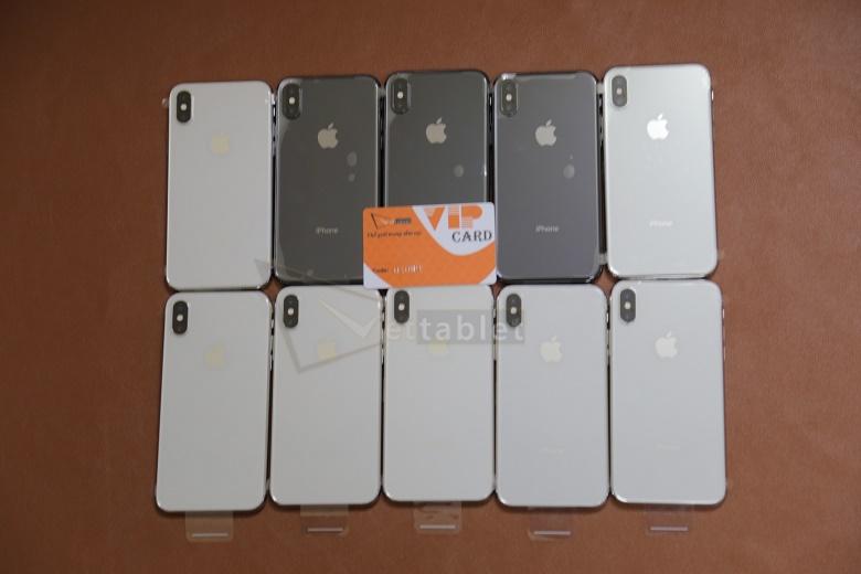 iPhone X lock giá rẻ tại Viettablet