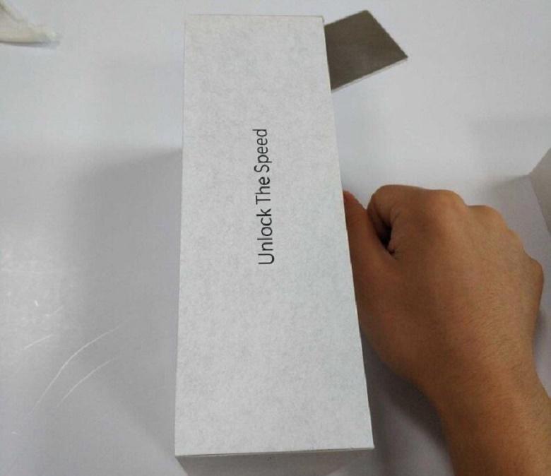 Rò rỉ hình ảnh vỏ hộp OnePlus 6T