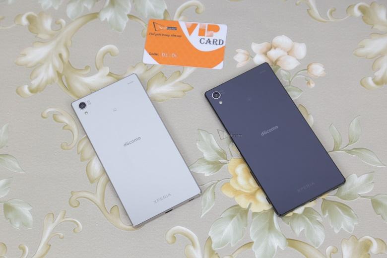 Sony Xperia Z5 Premium thiết kế sang trọng từ kim loại nguyên khối