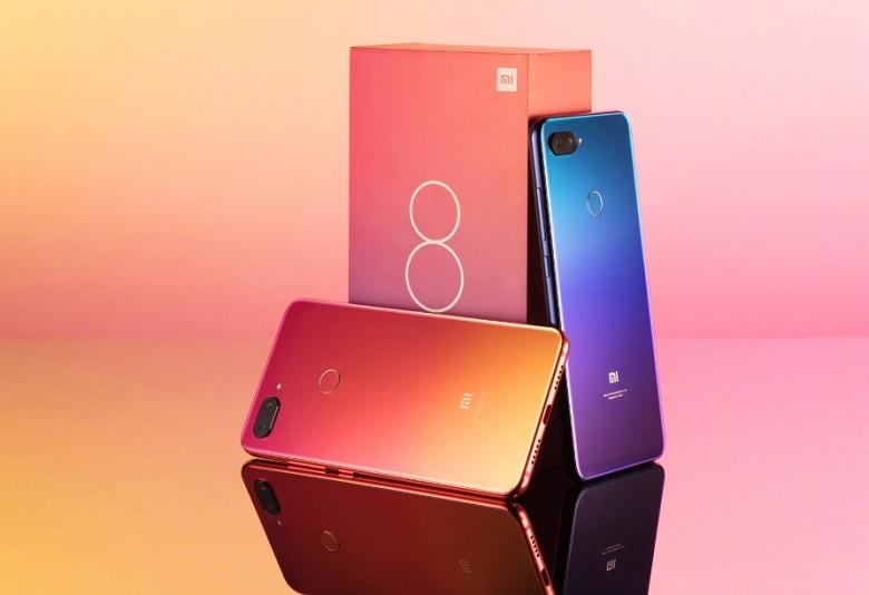 Xiaomi Mi 8 Youth Edition ra mắt
