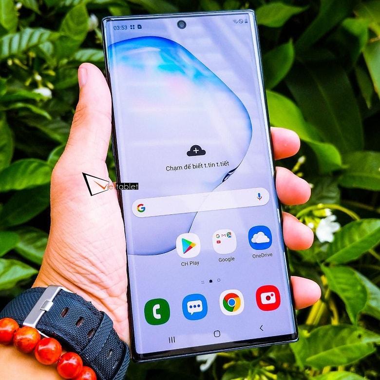 màn hình Samsung Galaxy Note 10+ Mỹ