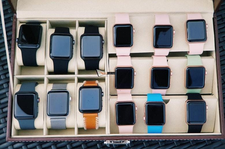 Số lượng Apple Watch