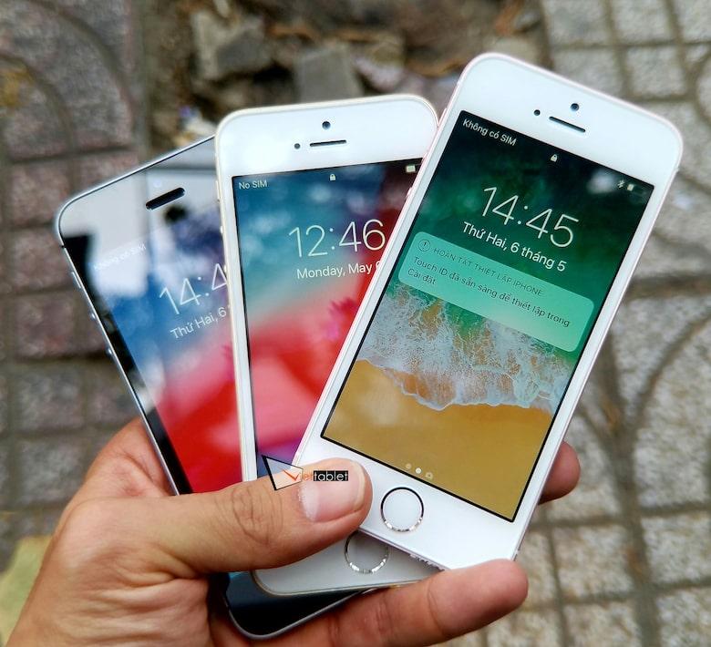 iphone se tại cửa hàng viettablet