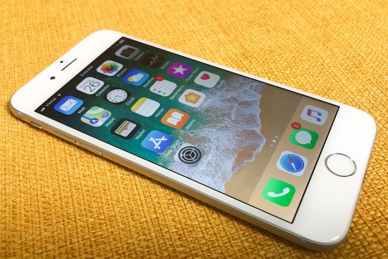 iphone 6 sẽ không cập nhật ios 13