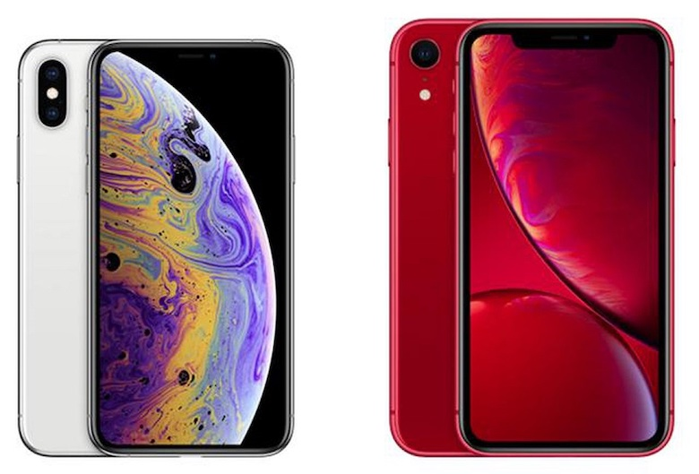 iphone xr và iphone so sánh tại viettablet