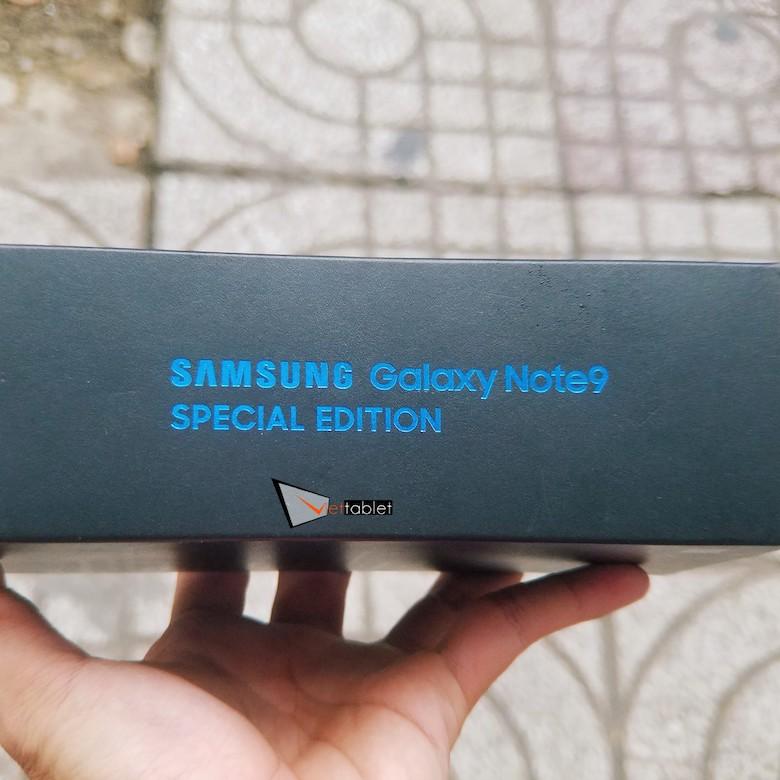 samsung galaxy note 9 phiên bản đặc biệt với bộ nhớ lớn