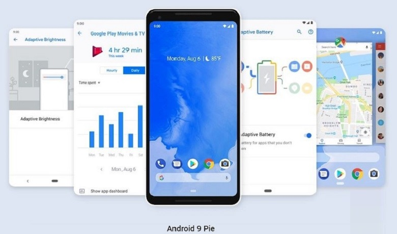 Nokia lên đời Android 9 Pie
