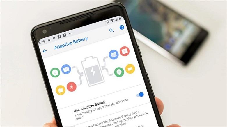Android Pie tối ưu thời lượng pin