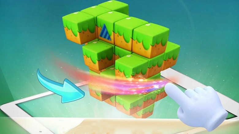 Ứng dụng cubes