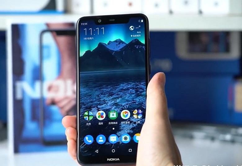 Nokia x5 2018 có giá rẻ tại viettablet
