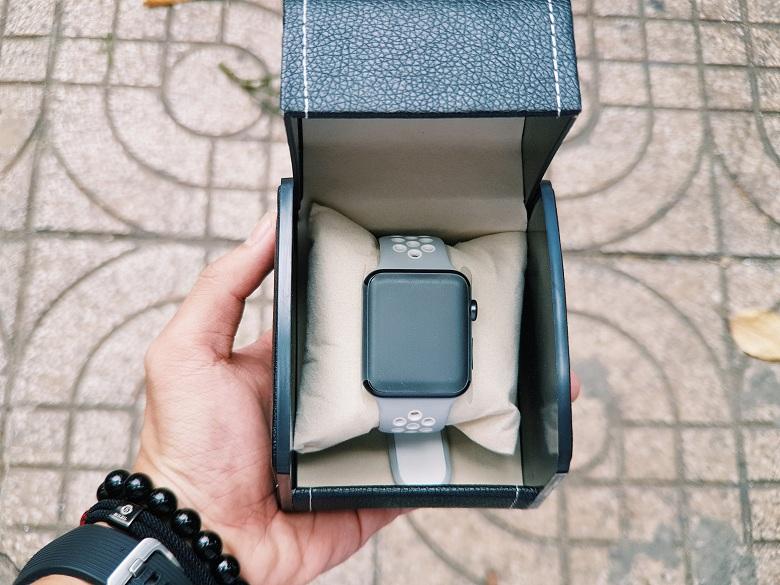apple watch series 3 tại cửa hàng viettablet