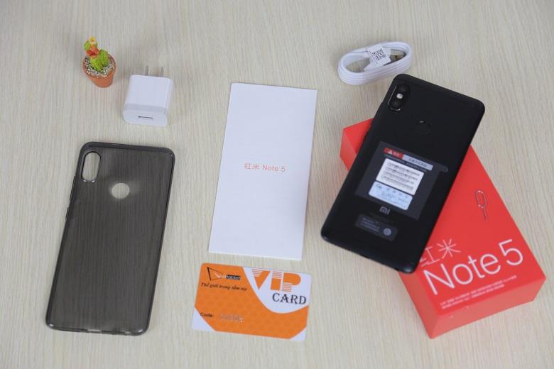 xiaomi redmi note 5 pro chính là sản phẩm sẽ được cập nhật hề điều hành android pie lần này