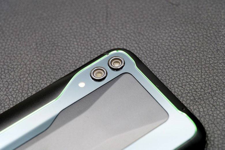 camera kép của xiaomi black shark 2