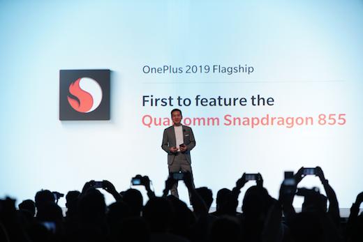 oneplus 6t sẽ vượt mặt samsung để cho ra mắt smartphone với snapdragon 855